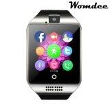 โปรโมชั่น Womdee Q18 Passometer Smart Watch With Touch Screen Camera Tf Card Bluetooth Smartwatch For Android Ios Phone Black Intl Womdee ใหม่ล่าสุด