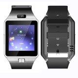 ขาย ซื้อ ออนไลน์ Wonderful Smart Watch Phone รุ่น A9 สีดำ กล้องนาฬิกาบูลทูธ ใส่ซิมได้ Bluetooth Smart Watch Sim Card Camera