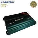 ราคา Worldtech 4 Channel Mosfet High Power Amplifier Class Ab Wt Amp4445High ที่สุด