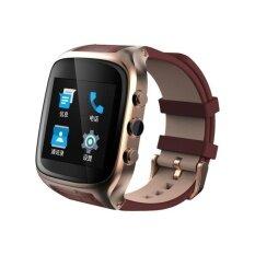 ราคา X01S Touch Screen Smart Watch 5 1 Android Phone Mtk6572 Dualcore1 3Ghz Wifi Gps Bluetooth Waterproof Pedometer Smart Bracelet Intl ใน จีน
