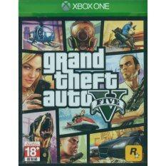 Xbox One Grand Theft Auto V (asia).