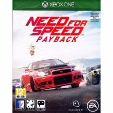 Xbox One Need For Speed Payback (english) (asia).
