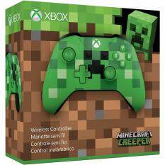 XBOX WIRELESS CONTROLLER (MINECRAFT CREEPER)