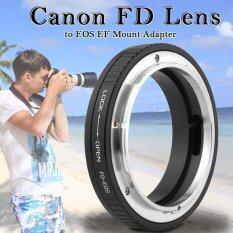 ราคา Xcsource อะแดปเตอร์ริง Adapter For Canon Fd Fl Lens To Eos Ef 5D 50D 500D 6D 60D 600D 7D 70D 700D เป็นต้นฉบับ