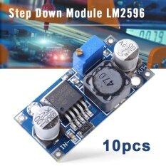 ราคา Xcsource Dc Dc Adjustable Step Down Power Converter Module Lm2596 10ชิ้น ราคาถูกที่สุด