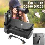 ขาย Xcsource แบตเตอรี่กริป ฺbattery Grip สำหรับ Nikon D5100 D5200 D5300 Xcsource เป็นต้นฉบับ