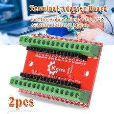 ขาย Xcsource Terminal Adapter Board For Arduino Nano V3 Avr Atmega328P Au Module Te247 Set Of 2 Xcsource ผู้ค้าส่ง