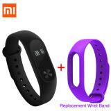 ขาย ซื้อ Xiaomi 42นิ้วหน้าจอสัมผัสโอแอลอีดี Mi Band 2 สาย สร้อยข้อมือเจ็บแทน ฮ่องกง