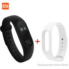 ราคา Xiaomi 42นิ้วหน้าจอสัมผัสโอแอลอีดี Mi Band 2Nสาย สร้อยข้อมือเจ็บแทน Xiaomi เป็นต้นฉบับ