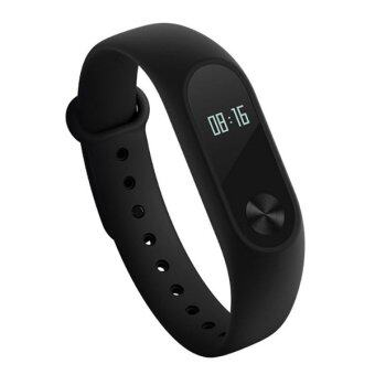 Xiaomi Mi Band 2 bracelet OLED with Heart rate Sensor Smart Bluetooth Wristband (Black)