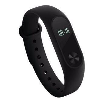 Xiaomi Mi Band 2 สายรัดข้อมืออัจฉริยะเพื่อสุขภาพ bracelet OLED with Heart rate Sensor Smart Bluetooth Wristband