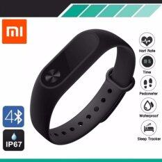 Xiaomi Mi Band 2 สายรัดข้อมืออัจฉริยะ OLED with Heart rate Sensor Smart Bluetooth Wristband