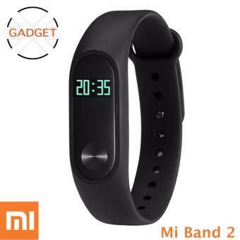 Xiaomi Mi Band 2 สายรัดข้อมืออัจฉริยะ Smart Bluetooth Wristband Bracelet OLED with Heart Rate Sensor