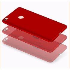 ขาย Xiaomi Mi Max2 Case เนื้อ Pc สี ดำ แดง น้ำเงิน เคสแข็ง Mimax2 Mi Max 2 Xiaomi ผู้ค้าส่ง