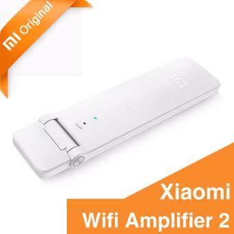อุปกรณ์ขยายสัญญาน Xiaomi WIFI Router Repeater Version 2 300 Mbps Amplifier Extender (White)