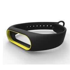 Xiaomi Wristband Strap for Xiaomi Mi Band 2 สายรัดข้อมือ (Yellow Black)