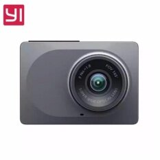 Xiaomi Yi Car Camera DVR Dash Cam Wifi กล้องติดรถยนต์ (Grey)