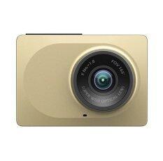 Xiaomi Yi DashCam 1080p Wifi DVR  ( Gold)