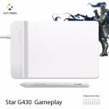 ส่วนลด Xp Pen®G430S 4 X 3 Inch Ultrathin Graphic Drawing Tablet For Game Osu And No Charging Stylus Designed Gameplay Intl Xp Pen