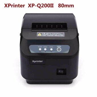 LAN-XP-Q200II เครื่องพิมพ์สลิป ใบเสร็จรับเงิน ใบกำกับภาษีอย่างย่อ