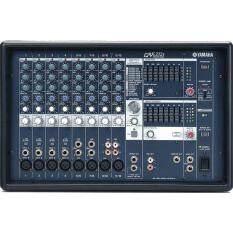 ขาย Yamaha Emx212S เครื่องผสมสัญญาณเสียงแบบ Power Mixer 220 220 Watts Yamaha Emx212S Yamaha