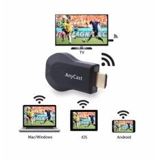 ขาย ซื้อ Yehua Anycast Hdmi Wifi M4 Plus Hdmi Wifi Display เชื่อมต่อมือถือไปทีวี รองรับ Iphone และ Android Screen Mirroring Cast Screen Airplay Dlan Miracast รองรับ Iphone และ Android