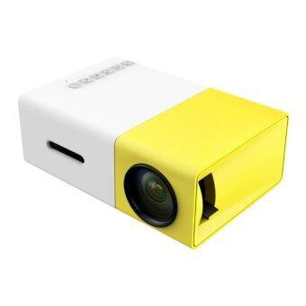 YG300 Portable Projector Cinema Theater USB/SD/AV/ Input - Intl - intl