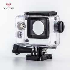 ขาย Yicoe Diving Waterproof Case Charger Shell With Usb Cable For Sjcam Sj4000 Wifi Motorcycle Sj7000 Eken H9 4K Action Sport Camera Accessories Intl ออนไลน์ ใน จีน