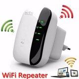 ส่วนลด Yingwei 300Mbps Signal Extender Booster Wifi Repeater Uk Intl Yingwei จีน