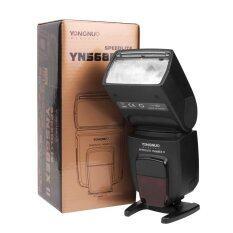 โปรโมชั่น Yongnuo Flash รุ่น Yn568Ex Ii For Canon สีดำ Yongnuo
