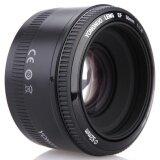 ซื้อ Yongnuo Yn Ef 50Mm F 1 8 Af Lens 1 1 8 Standard Prime Lens Aperture Auto Focus For Canon Eos Dslr Cameras Intl ใหม่
