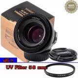 ราคา Yongnuo Yn50Mm F1 8N เลนส์ถ่ายบุคคล Nikon ที่สุด