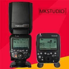 ราคา Yongnuo Yn600Ex Rt Ii Wireless Speedlite Flash Yn E3 Rt Transmitter For Canon Intl ถูก