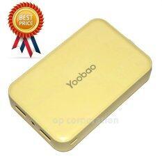 ขาย Yoobao แบตสำรอง 20000 Mah รุ่น Power Bank Ultra Mm20 M25 สีเหลือง Yoobao ผู้ค้าส่ง