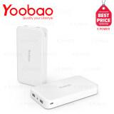 ซื้อ Yoobao Power Bank เพาเวอร์แบงค์ แบตสำรอง 30000Mah รุ่น M30 สีขาว ใหม่