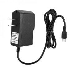 ราคา Justgogo ปลั๊ก Usb ไมโครโฟน 5 V 2 5A 100 240V สำหรับปลั๊กไฟ Raspberry Pi 3 Unbranded Generic