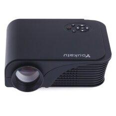 ซื้อ Youkatu S320 Lcd Projector 1800 Lumens 800 X 600 Pixels 1080P Media Player Intl Youkatu ถูก