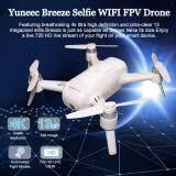 ขาย ซื้อ ออนไลน์ Yuneec Breeze Selfie Drone With Uhd 4K Camera Wifi Fpv Quadcopter