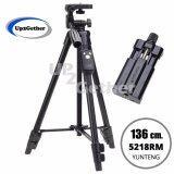 ขาย Yunteng Original ชุด ขาตั้งกล้อง พร้อมรีโมทบลูทูธในตัว หัวต่อมือถือ รุ่น Yunteng Vct 5218 สีดำ ใน ไทย