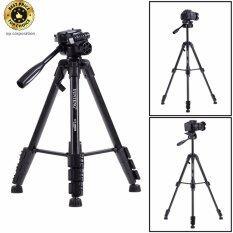 ราคา Yunteng Original ชุด ขาตั้งกล้อง หัวต่อมือถือ รุ่น Yunteng Vct 690 Black ออนไลน์ ไทย