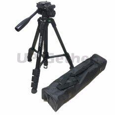 ราคา Yunteng Original ชุด ขาตั้งกล้อง รุ่น Yunteng Vct 690 สีดำ ราคาถูกที่สุด
