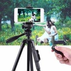 ราคา Yunteng Vct 5208 Aluminum Tripod With 3 Way Head Bluetooth Remote ไม้เซลฟี่มีรีโมทบลูทูธ Vct 5208 Yunteng กรุงเทพมหานคร