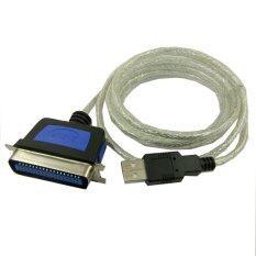 Z-Tek Usb-Ieee 1284 (parallel-Printer) 1.8 M (blue).