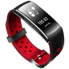 ซื้อ Z11 Wristband Heart Rate Blood Pressure Monitor Bluetooth Smart Watch Ip68 Water Proof Swimming Fitness Tracker For Android And Ios Phone Intl ออนไลน์ จีน