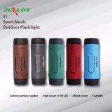 ขาย Zealot S1 Sport Music Outdoor Flashlight ลำโพงบลูทูธกันน้ำพกพาได้ Sec ถูก กรุงเทพมหานคร