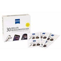 ส่วนลด Zeiss กระดาษสำหรับเช็ดทำความสะอาดหน้าจอมือถือ เลนส์กล้อง แว่นตา ยี่ห้อ Zeiss Carl Zeiss เช็ดได้ใสสะอาด ปราศจากแอลกอฮอล์ แบ่งขาย 15 ชิ้น Zeiss ใน กรุงเทพมหานคร
