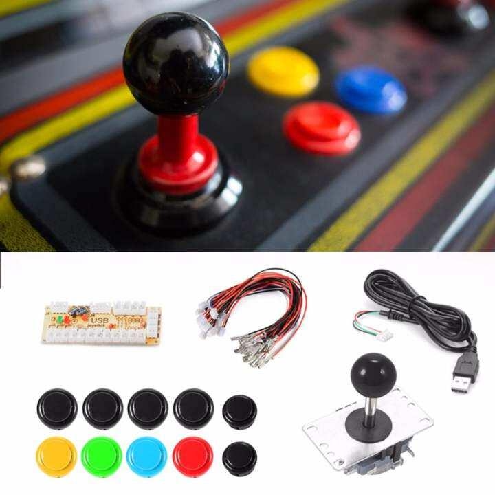 ซื้อที่ไหน Zero Delay Arcade Game DIY Kits USB Encoder