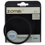ซื้อ Zomei 49Mm Ultra Violet Uv Lens Filter Waterproof Oilproof Protector For Dslr Camera(Genuine Zomei) Intl ออนไลน์