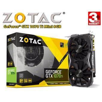 ZOTAC GeForce® GTX 1070 Ti Mini 8GB