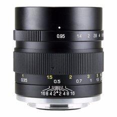 ราคา Zy Optics Mitakon Speedmaster 35Mm F0 95 Ver Ii For Sony E Black Zy Optics ฮ่องกง